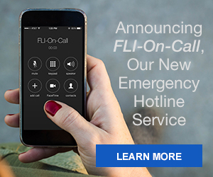 Announcing FLI-On-Call, Our New Emergency Hotline Service