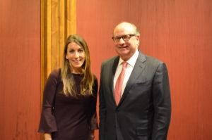 Dr. Tara Maller and Robert D. Rosenthal